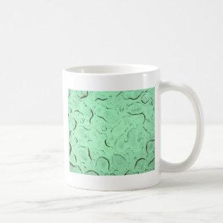 Pretty Frozen Drops on Glass Color Swap Coffee Mug