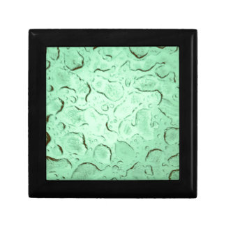Pretty Frozen Drops on Glass Color Swap Gift Box