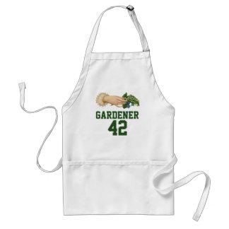 Pretty Gardening Sports Team Aprons