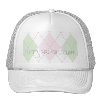 PRETTY GIRL COLLECTION CAP
