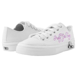 Pretty Girl Swag Low Tops