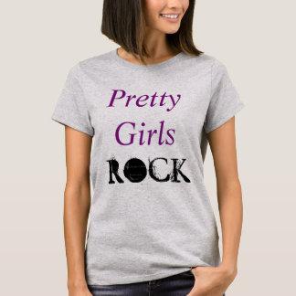 """Pretty Girls Rock"" t-shirt"
