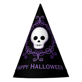 Pretty happy Halloween Party Hat