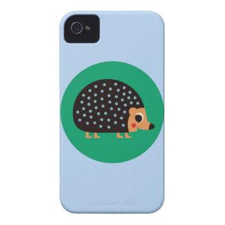 Pretty hedgehog iPhone 4 Case-Mate case
