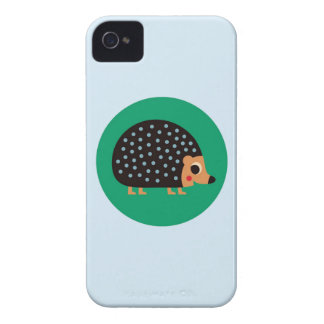 Pretty hedgehog iPhone 4 cases