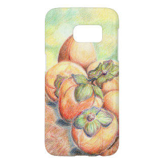 Pretty in Persimmon Phone Case