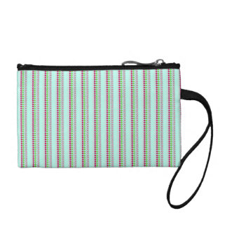 Pretty in Pink and Blue Coin Purse