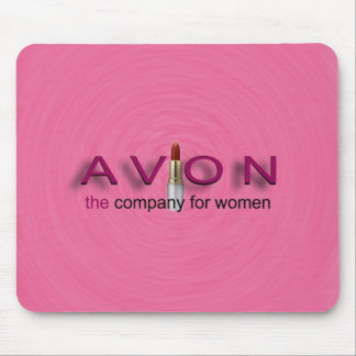 Pretty in Pink AVON mouse pad