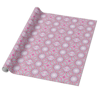 Pretty in pink (K355) Wrapping Paper