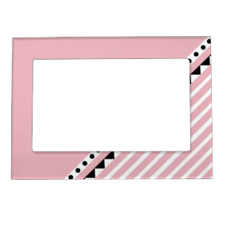 Pretty in pink picture frame