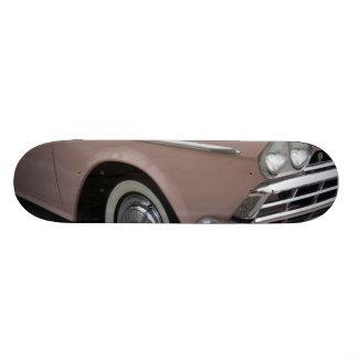 Pretty in Pink Custom Skate Board