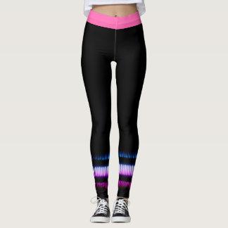 Pretty in Pink Sporty Leggings