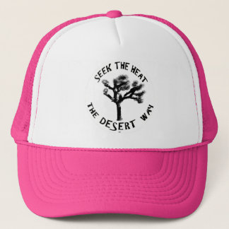 Pretty in Pink Truckers Hat