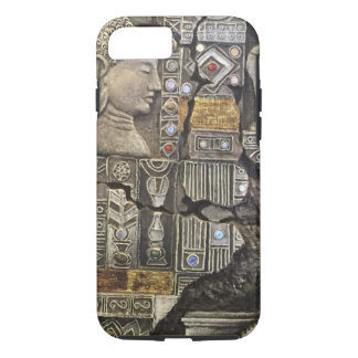 Pretty Indonesian Art iPhone 7 Case
