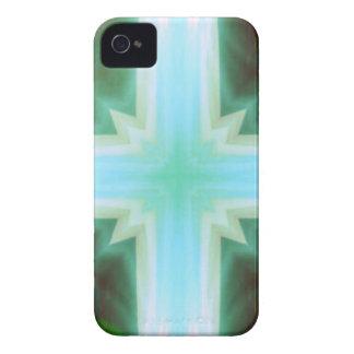Pretty Inspirational Cross Shaped Pattern Case-Mate iPhone 4 Case