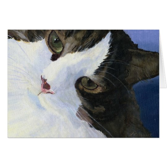 Pretty Kitty Card