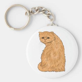 Pretty Kitty Key Ring