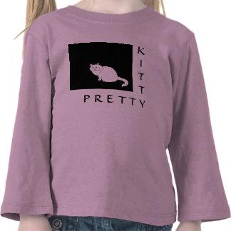 Pretty Kitty Kids Tshirt