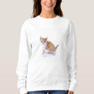 pretty kitty sweatshirt