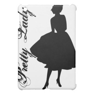 Pretty Lady iPad Mini Cases