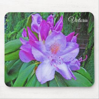 Pretty Lilac-Colored Azalea Mouse Pad