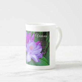 Pretty Lilac-Colored Azalea Tea Cup