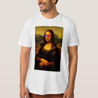 Pretty Lisa 3D. glasses T-Shirt