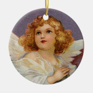 Pretty Little Angel - Ornament