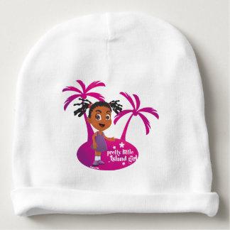 Pretty Little Island Girl Baby Hat Baby Beanie