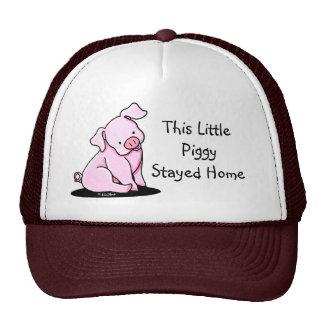 Pretty Little Piggy Cap