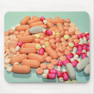 pretty little sugar pills mouse pad