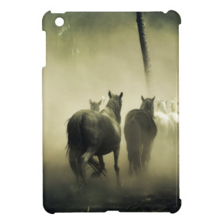 PRETTY LOOKING HORSES iPad MINI COVERS