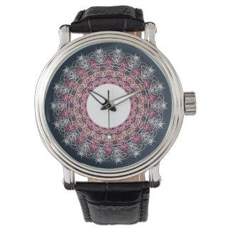Pretty Mandala Design Watch