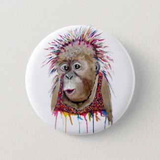 Pretty Me 6 Cm Round Badge