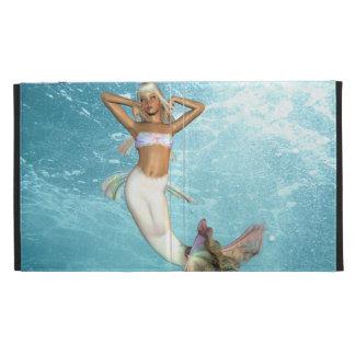 Pretty Mermaid iPad Folio Case