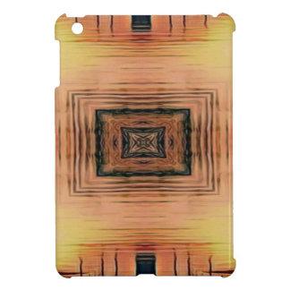 Pretty Mirror Image Lake Sunset iPad Mini Case