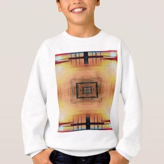 Pretty Mirror Image Lake Sunset Sweatshirt