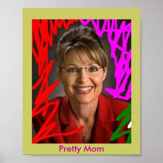 Pretty Mom Poster