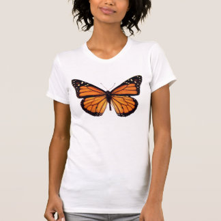 Pretty Monarch Butterfly T-shirts