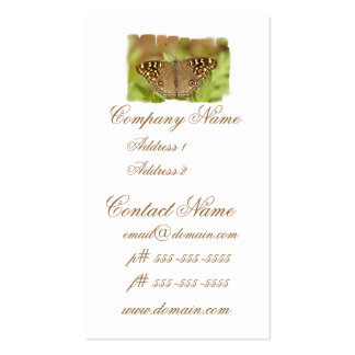 Pretty Moth Business Cards