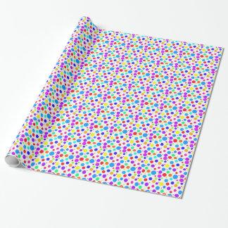 Pretty Multi Colored Spots