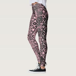 Pretty N Pink Leggings