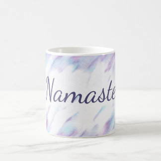 Pretty Namaste Coffee Mug