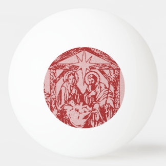 pretty nativity red outline_edited-1 ping pong ball