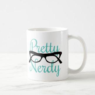 Pretty Nerdy Coffee Mug