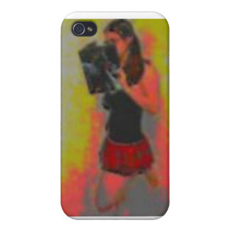 pretty nerdy school girl covers for iPhone 4