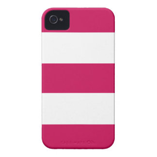 Pretty New Pink & White iPhone Case Gift iPhone 4 Case-Mate Cases