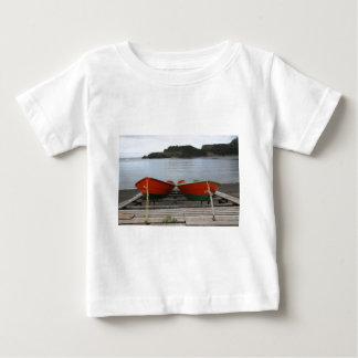 Pretty Newfoundland Boats Baby T-Shirt