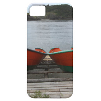Pretty Newfoundland Boats Barely There iPhone 5 Case