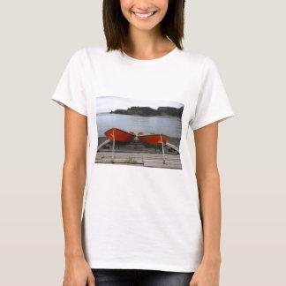 Pretty Newfoundland Boats T-Shirt